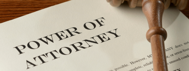 McPartland Solicitors outline the rights and limitations that should be considered when appointing a power of attorney.