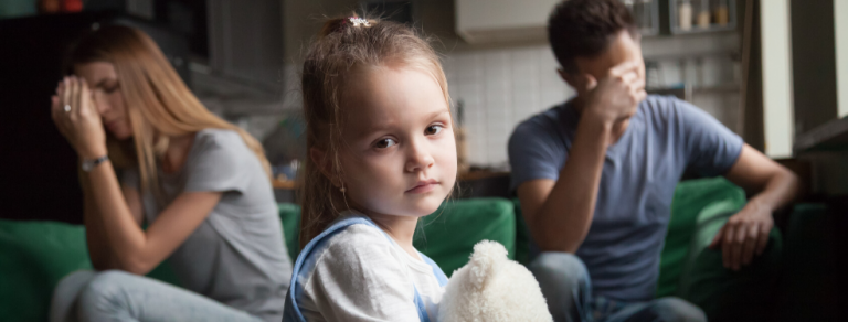 Supporting your child through divorce Northern Ireland