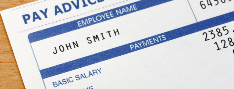 Employer Withdrawing Pay