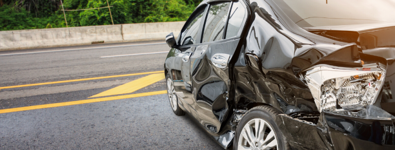 Claiming Compensation for Road Traffic Accident