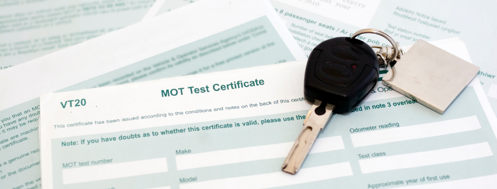Car Keys and MOT Certificate | Why Your Car Needs an MOT Test | H McPartland & Sons Solicitors