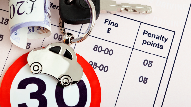 Motoring Offences: Fixed Penalties in Northern Ireland | McPartland & sons solicitors